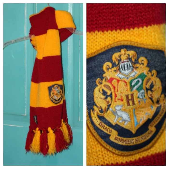 Hpotter scarf